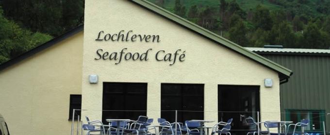 Loch Leven Seafood Cafe Menu